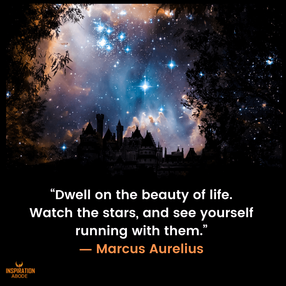 Marcus Aurelius quotes on calmness