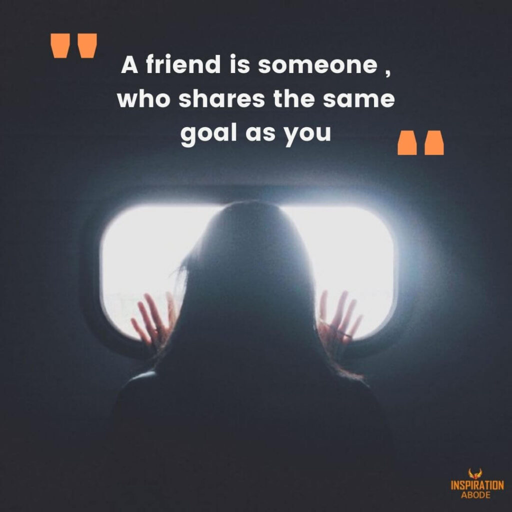 who is a real friend quotes