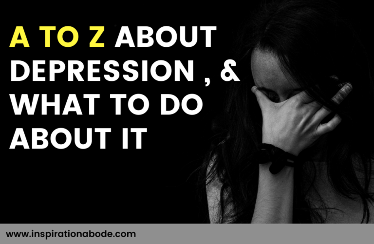 How to get out of depression (full guide)