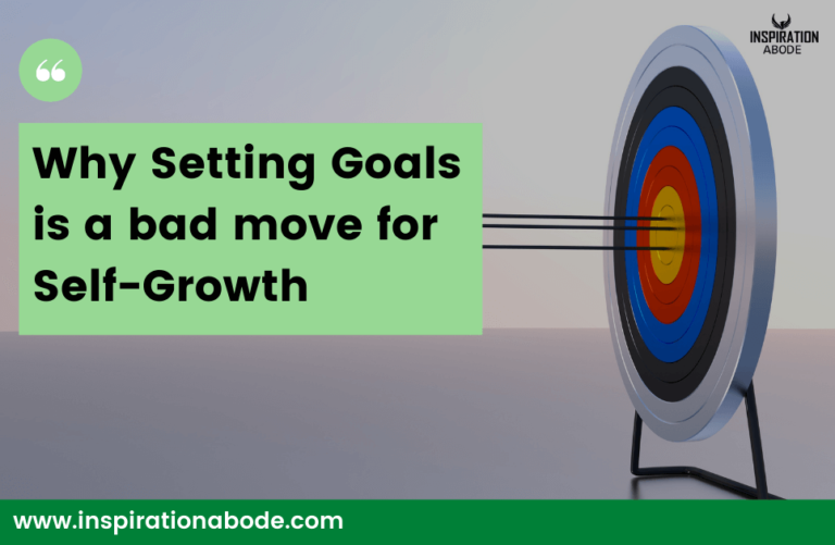 Shocking Success Tips: Have a Success Vision Not Goals