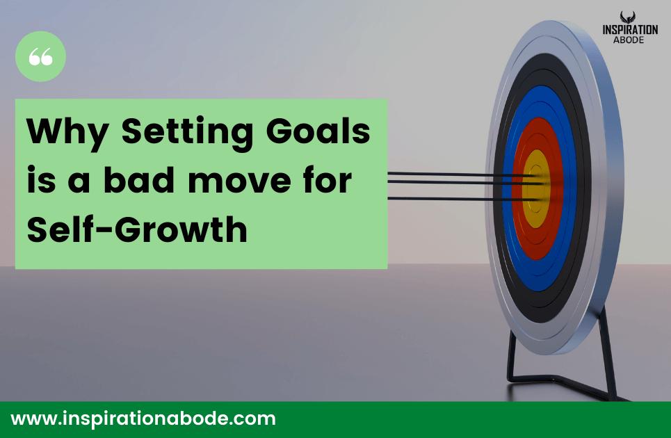 Shocking Success Tips: Don't Set Goals, Do ThisInstead