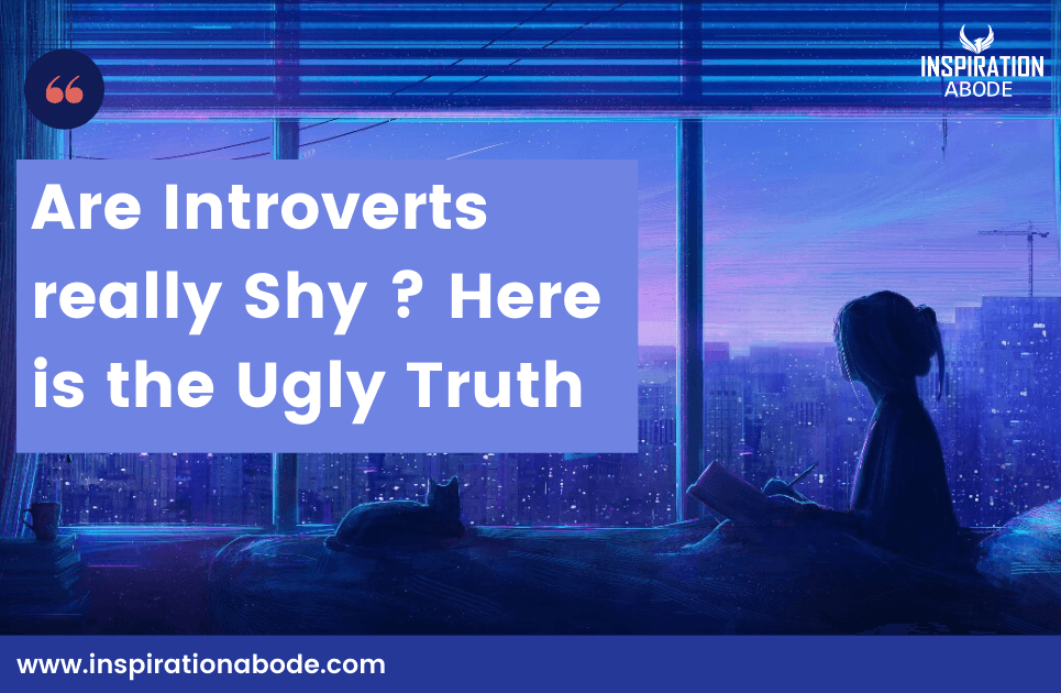 Shocking Things You Don't Know About Introverts