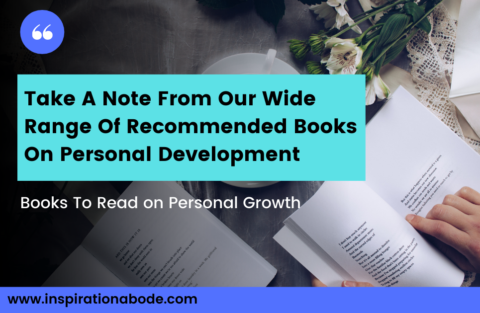 Top Personal Development Books To Read