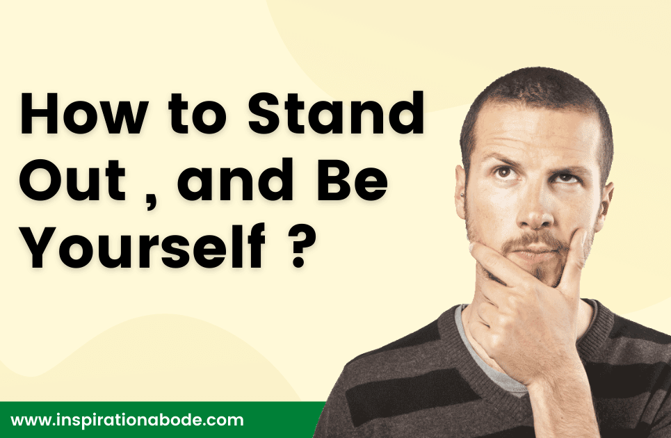 How To Discover Yourself In A World Of Conformity