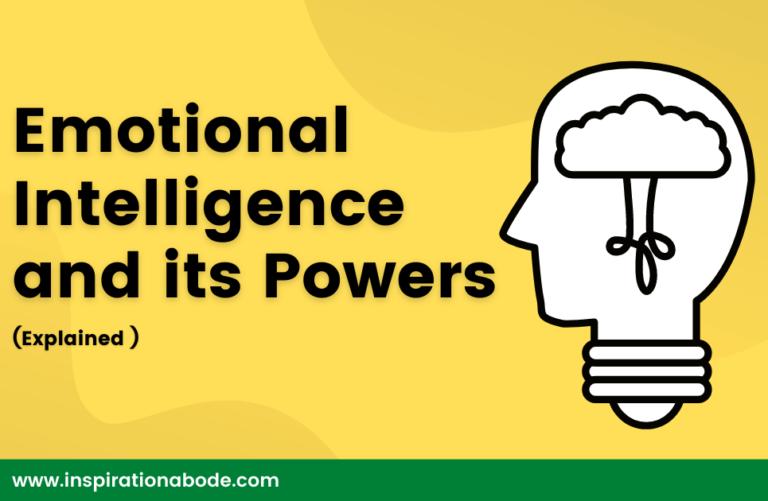 Beginner's Guide of Building Emotional Intelligence