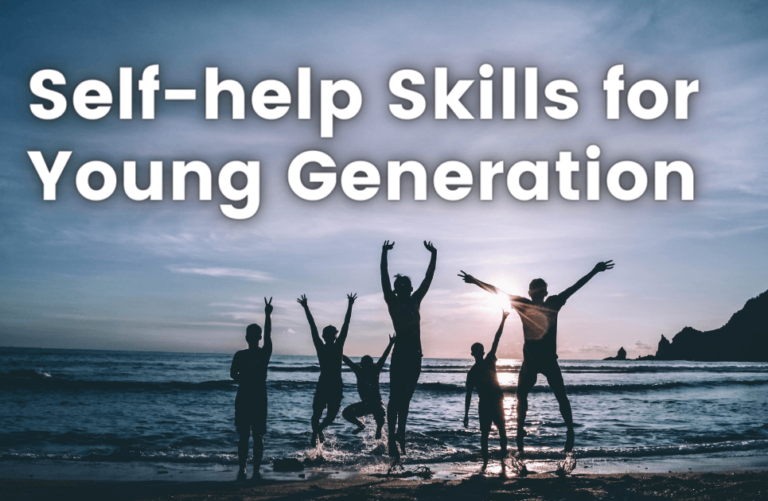 9 self help skills for the young generations