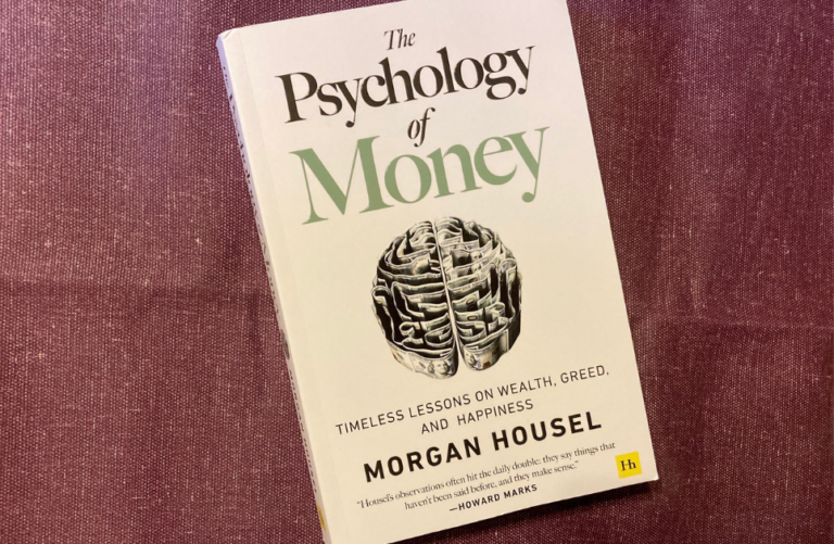 The Psychology of Money Book Review & Summary-
