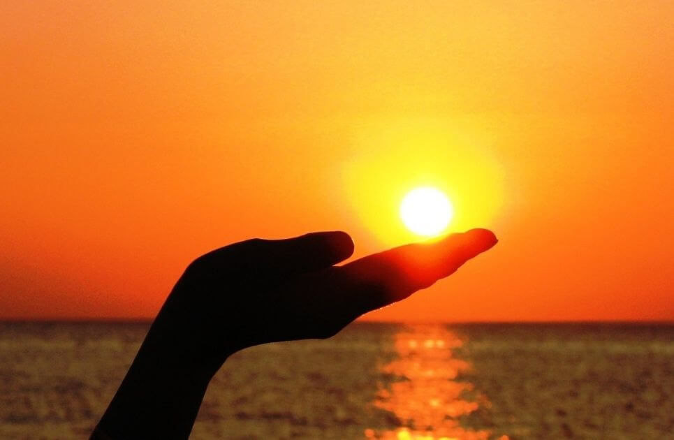 why do we salute to the sun